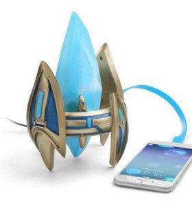 Starcraft pylon usb charger