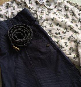 Комплект Mexx (Юбка ,рубашка и ремень)