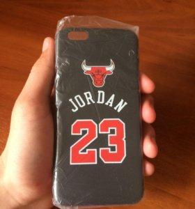 """Чехол IPhone 6/6s """"Jordan 23"""""""