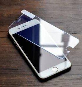 Защитные стекла / 3D стекла iPhone 4/5/6/6+/7