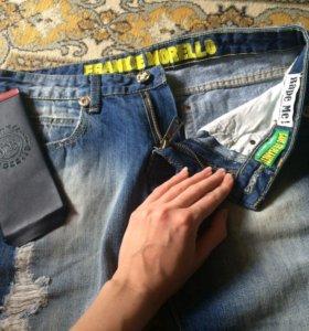 Новые джинсы Frankie Morello