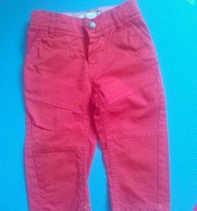 Новые детские штаны джинсы