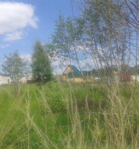 Земельный участок под коттедж либо дачу ижс