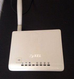 Маршрутизатор / роутер/ Wi-Fi ZyXEL Keenetic Lite
