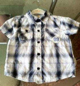 Рубашка 86 размер