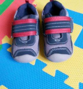 Кроссовки новые  pediped 21 размер