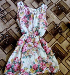 Платье новые лето