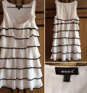 Белое платье- сарафан 50 лет Октября, 49