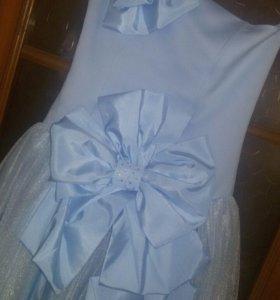 Бальное ,вечернее  платье размер с-м