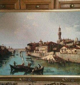 "Картина гобелен ""Венеция"""