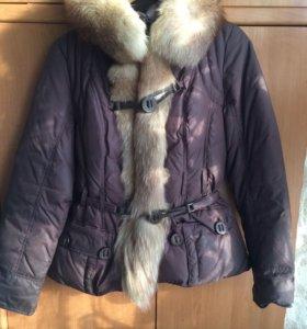Куртка-пуховик. Зима, осень- весна.