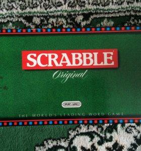 Настольная игра Scrabble