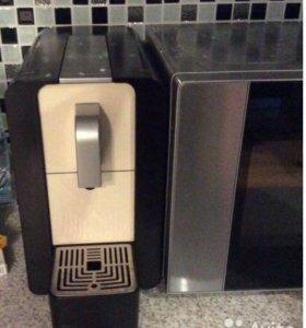 Кофемашина cremesso б/у мало