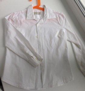 Рубашка белая Zara