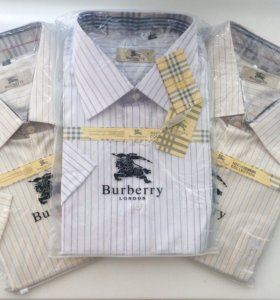 Новая рубашка Burberry р.39,40,41