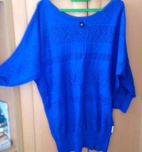 Ажурная блуза Zolla xs