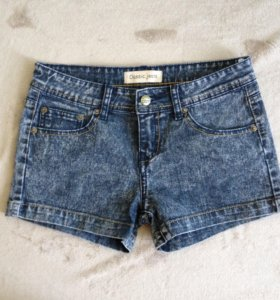 Шорты джинсовые 42 новые