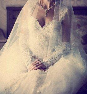 """Свадебное платье """"Айвори"""""""