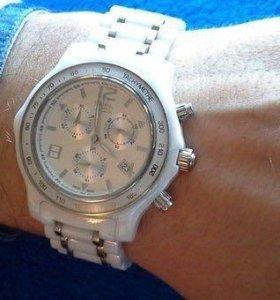 Мужские оригинальные  швейцарские часы