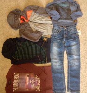 Новые толстовки, джинсы, ветровка дм, Cars Jeans