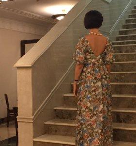 Вечернее платье в пол LUSJO