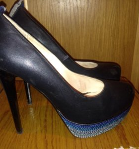 Туфли женские (38,5-39)