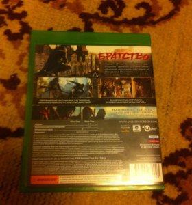 Игра на Xbox one Assasin,s Creed ЕдинствО.