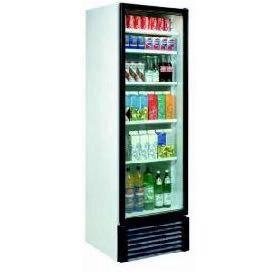 Холодильник со стеклянной дверью Dherbi