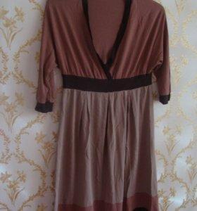 Платье туника 50-52