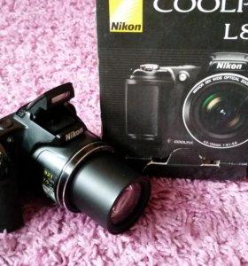 Цифровой фотоапарат Nikon