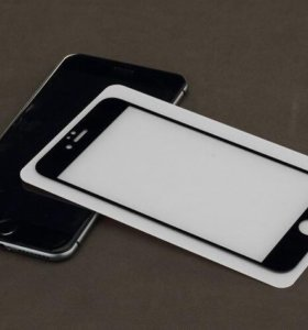 Защитное стекло на iPhone 5/6/6+/7/7+/8/8+