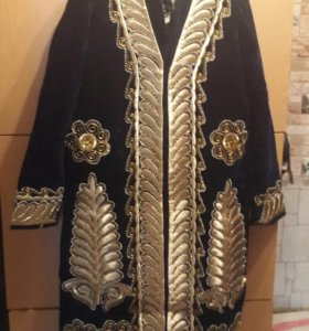 Чапан (халат) узбекский