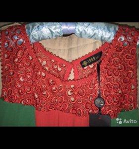 Новое и нарядное платье sogo
