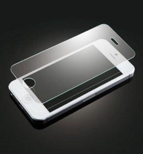 Защитное стекло iPhone 5 5S 5C