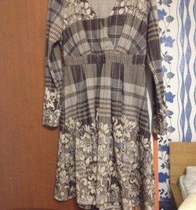 Платье для беременных и кормящих(новое)
