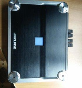 Усилитель автомобильный цифровой Alpine PDX4.100