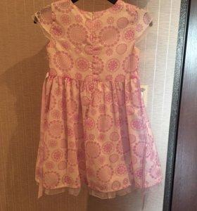 Платье для девочки 110-116