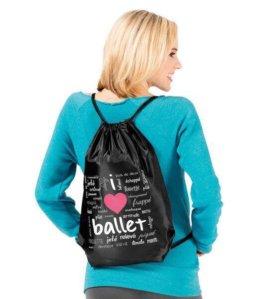 Рюкзак для танца