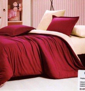 1,5 спальный-Постельное белье