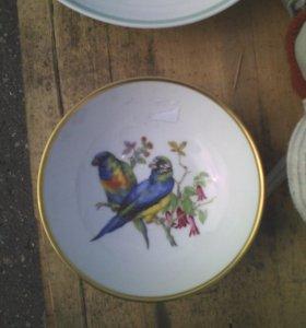 Тарелки с птицами (коллекция)