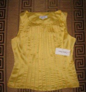 Calvin Klein блузка новая