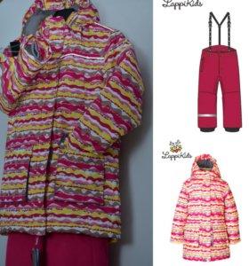 Зимний комплект lappi kids Финляндия