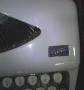 Печатная машинка -Триумф.