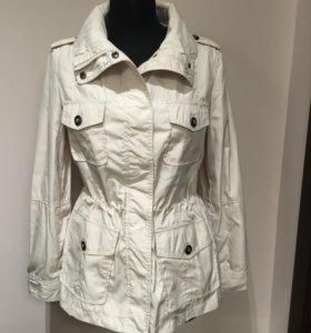Куртка-плащевка р. 44-46