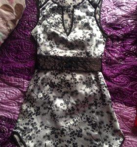Платье шелк s