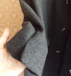 Пальто мужское -шерсть