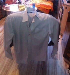 Рубашка белая38 170 176