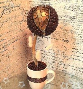 Кофейные деревца