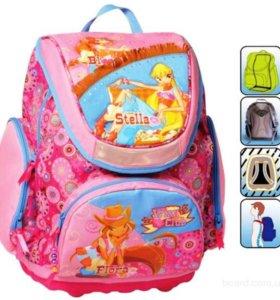 Рюкзак школьный Winx ортопедический