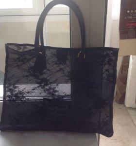 Кружевная сумка